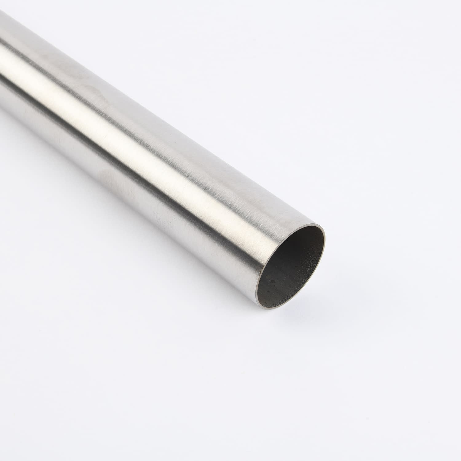 Brushed Stainless Steel Handrail Tube
