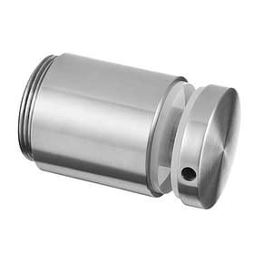 Grade 316 Stainless SteelGlass Standoff Button