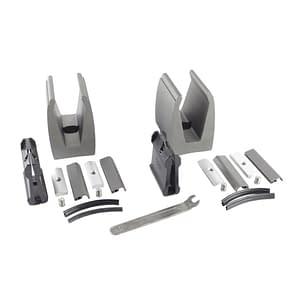 Spig-lite Pro base fix aluminium spigot