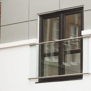 Framed Juliet Balcony
