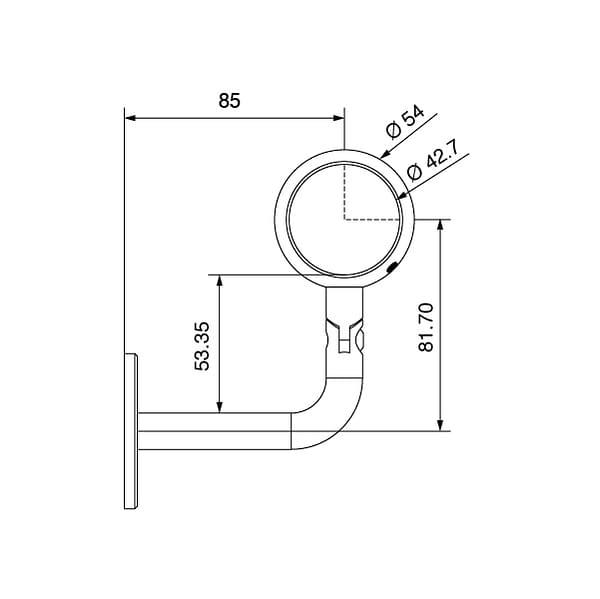Handrail-Bracket-Adjustable-Spec-001